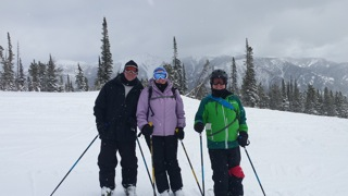 Big Sky, Montana - March 25 through March 31, 2014