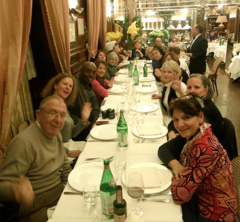 Rome, Tuscany and the Italian Alps