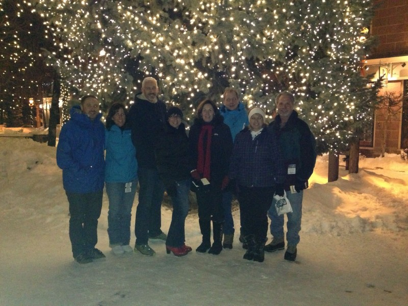 Breckenridge, Colorado - December 15 - 22, 2013