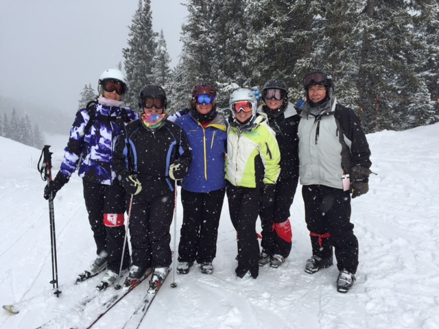 Crested Butte, Colorado - February 21 to February 28, 2015