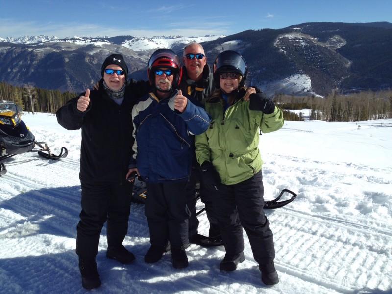 Beaver Creek, Colorado - March 14 through March 21, 2015