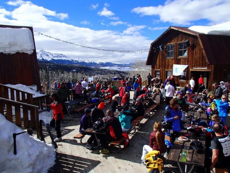 Telluride, Colorado - January 24 to January 31, 2015