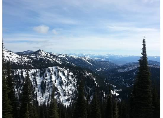 Whitefish, Montana - March 10 through 17, 2015